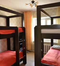 Четырехместная комната
