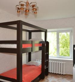 Пятиместная комната