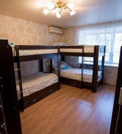 Общая комната на восемь человек