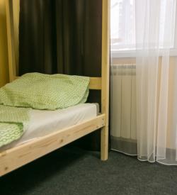 Комната в 6-ти местном женском номере