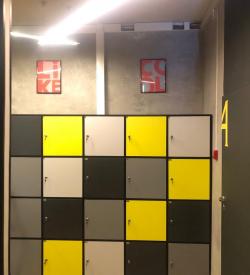 N2 - Капсула в общем 8 местном номере