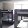 Кровать в 6-ти местном женском номере