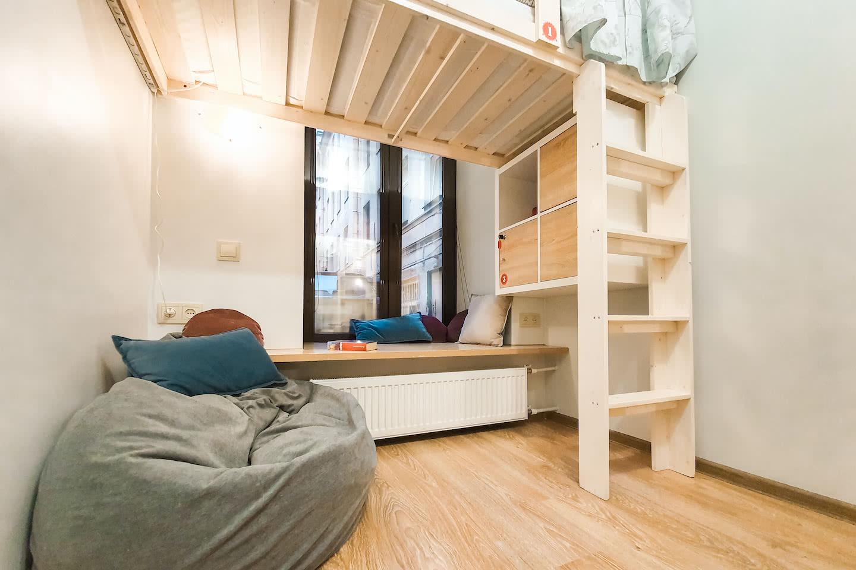 Маленький уютный хостел в самом сердце Санкт-Петербурга